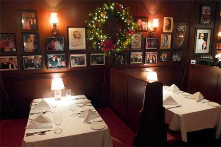 The Interior Of Rao S Hollywood Ca Top 10 Restaurants Restaurant Los Angeles Restaurants