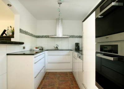 Küche in U-Form | Küche | Pinterest | Form, Küche und Essen