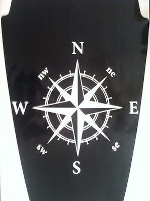 Compass Rose Hood Decal For Jeep Military Large Wrangler Graphics - Jeep hood decalsall that wander are not lost compass jeep hood decal sticker