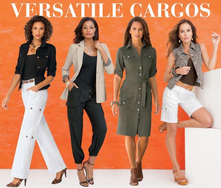 Versatile Cargos