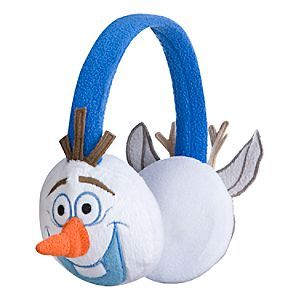 Disney Olaf and Sven Ear Muffs for Kids - Frozen | Disney StoreOlaf and Sven Ear Muffs for Kids - Frozen - The adorable faces of <i>Frozen</i>'s funny fellows cover these cute ear muffs! Olaf and Sven can keep your little one warm while their adorable personalities will always be in earshot.