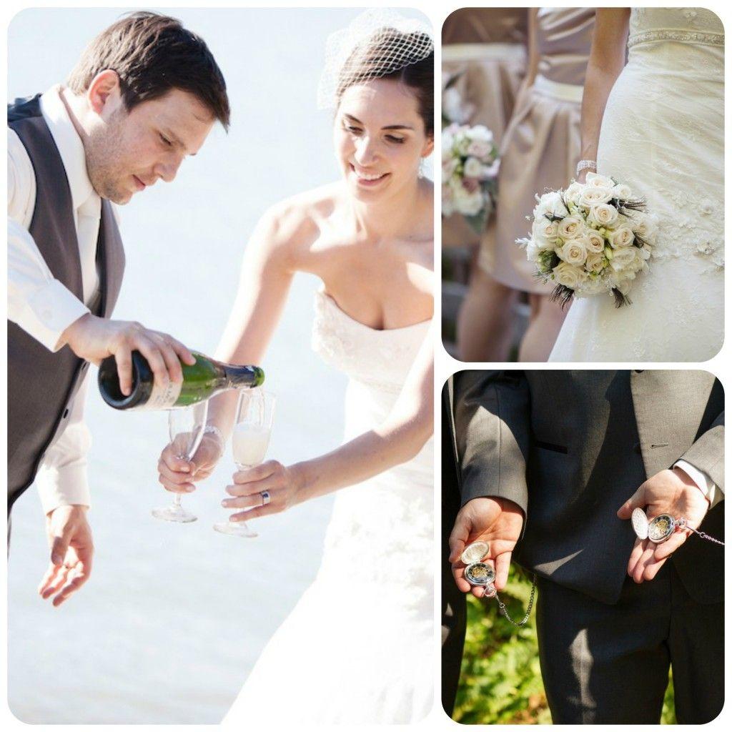 Emmy + Rodolphe : Un mariage DIY   Mariages & Turbulettes #mariagevintage
