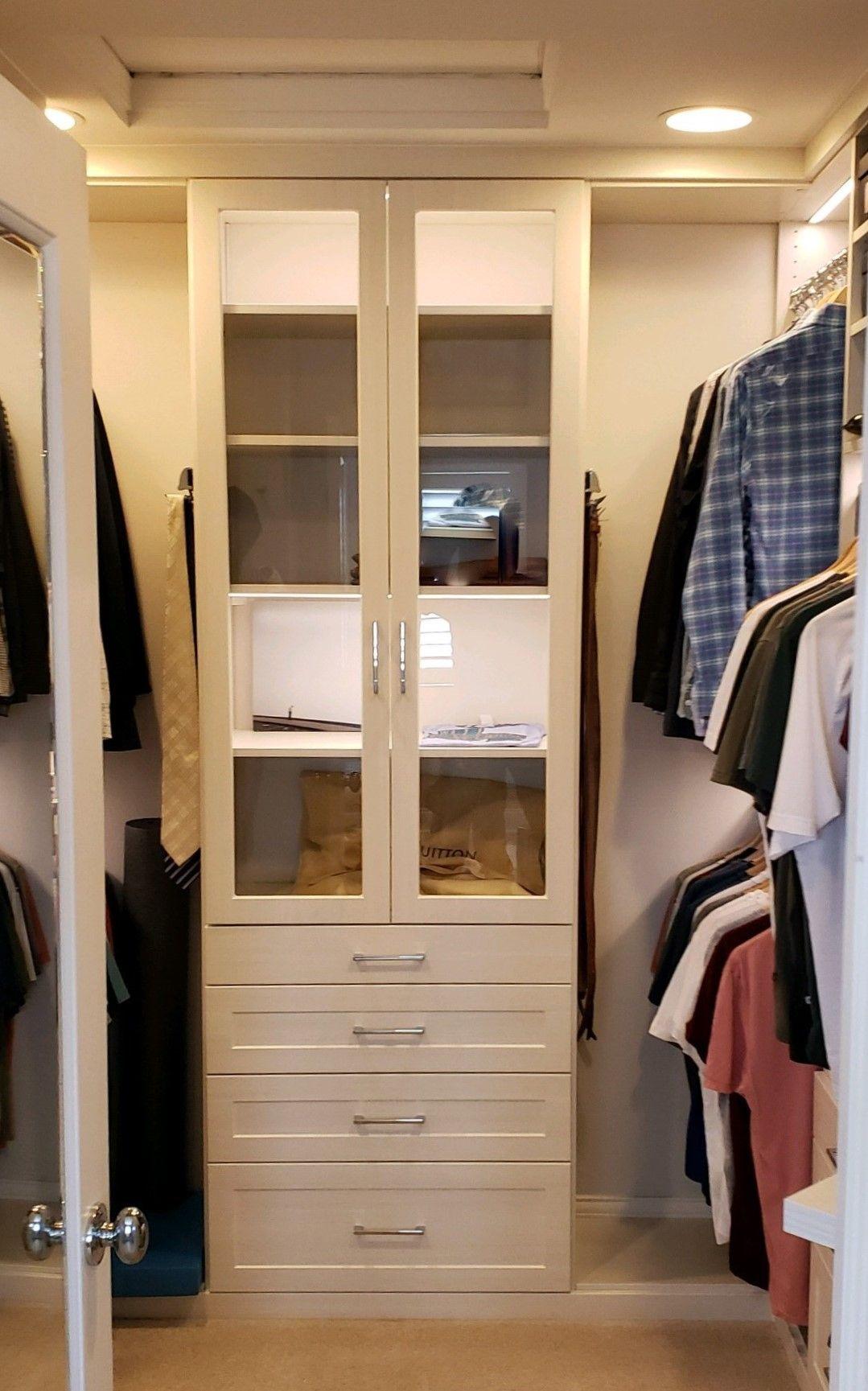 Walk In Closets Floor To Ceiling Cabinets Bedroom Closet