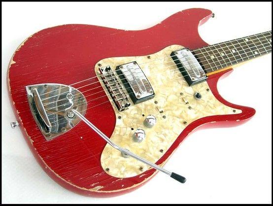 Egmond Guitars Made In Korea