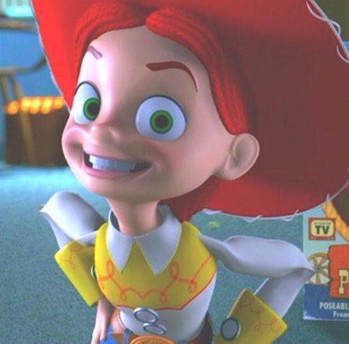 Jessie (Toy Story 2) (c) 1999 Pixar Animation Studios
