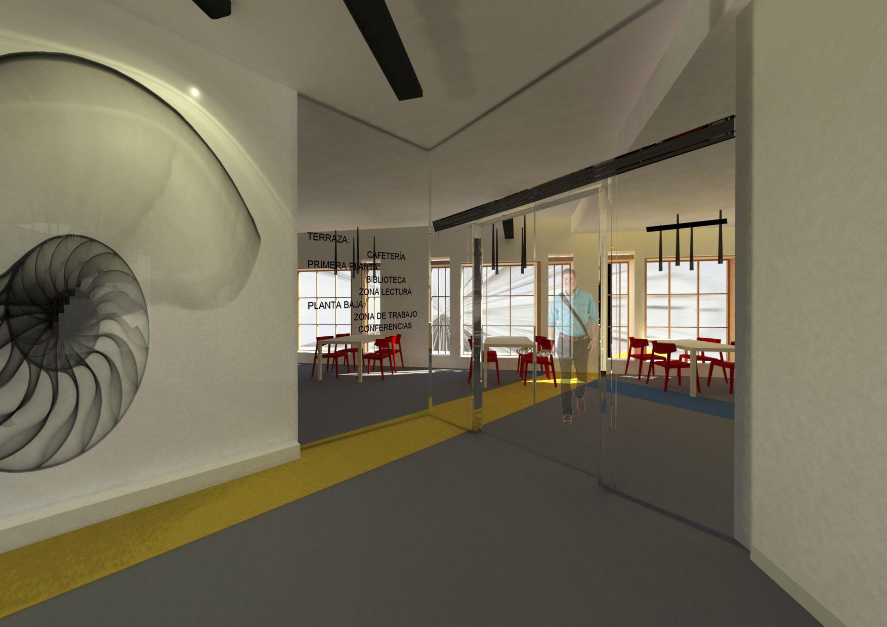 Alumno Victor Galdón Proyecto Fin De Carrera De Ciclo Formativo De Grado Superior Proyecto Rehabilitación D Diseño De Interiores Disenos De Unas Interiores