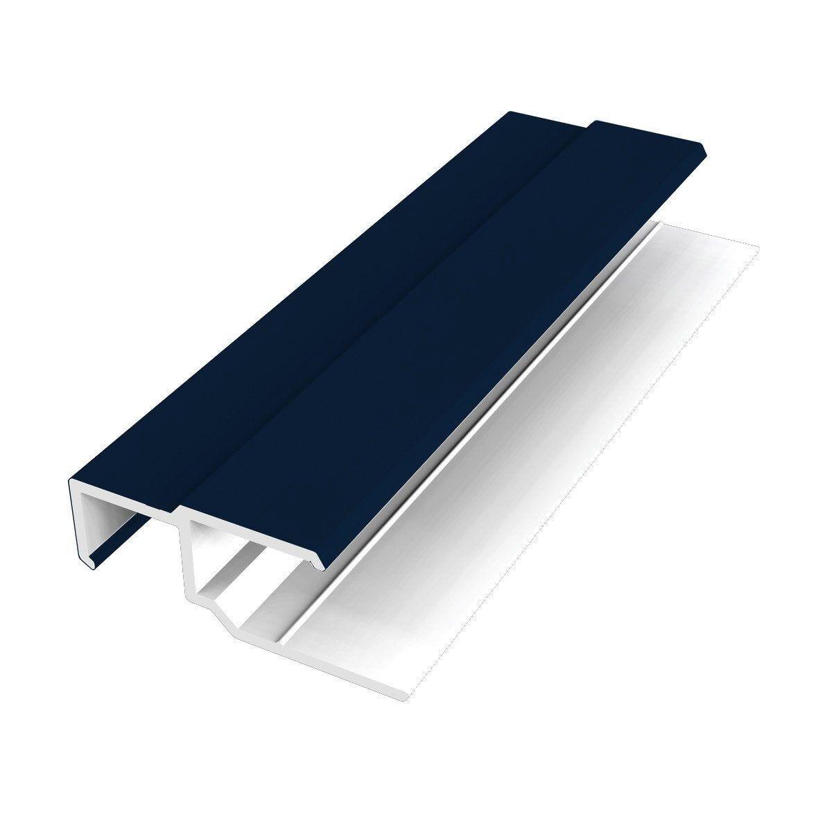 Profil Multifonction Pvc 45x15 Freefoam Bleu Roi Ral 5150 3