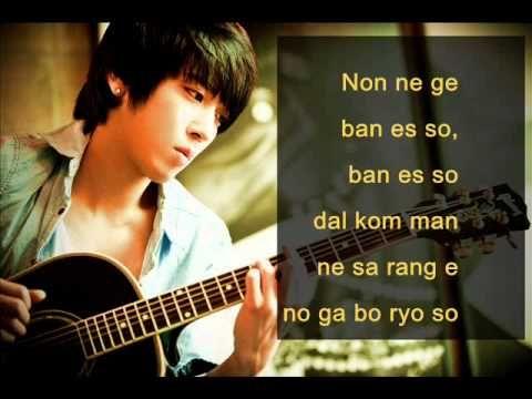 kc1 lyrics heartstrings ost jung yong hwa you ve fallen for me