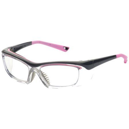 A-2 High Impact Women's Safety Frame, Grey/Pink