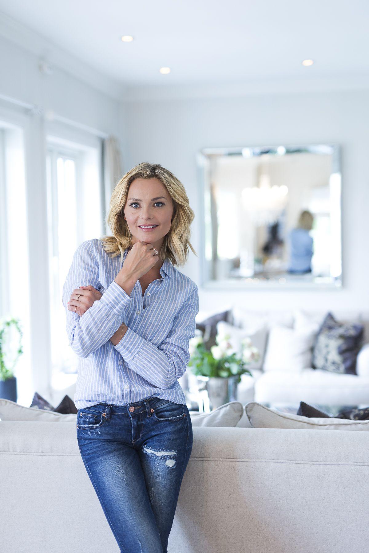 good morning gorgeous Caroline Berg Eriksen