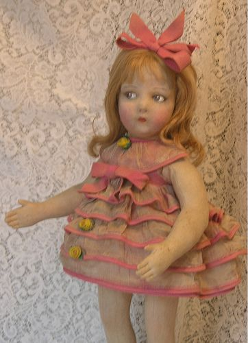 Italian Lenci Doll