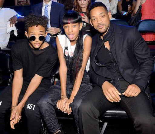 Collins Aigbogun: IT'S YOUR KIDS, WILL SMITH! SOMETHING HAS TO BE DONE ABOUT YOUR KIDS!