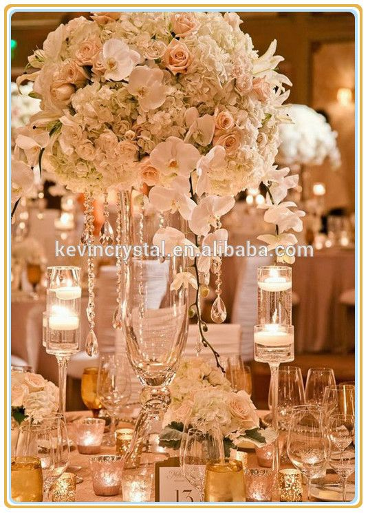 Charming clear glass flower vase for table centerpieceparty events charming clear glass flower vase for table centerpieceparty events wedding decortall glass vases for fresh flowers balls junglespirit Choice Image