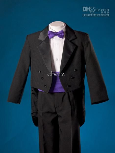 ! Hign Quality Dress Coat Tails Kid's Boys' Formal Occasion | Buy Wholesale On Line Direct from China