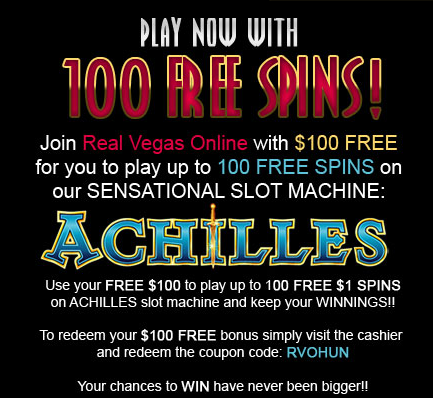 Real Vegas Online Offers Additional 15 Free Chip Casino