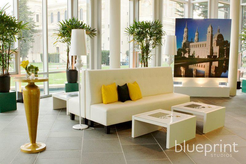 Bar for Lounge by Blueprint Studios Event inspiration at Cliff Lede - fresh blueprint furniture rental