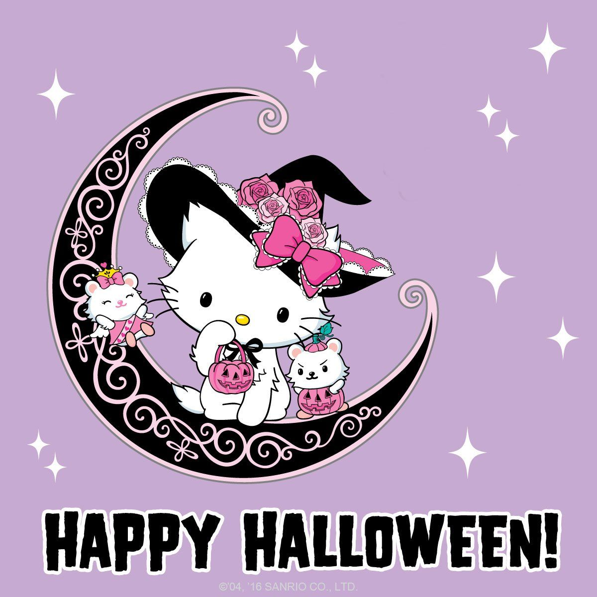 Happy Halloween Charmmy Kitty Sugar And