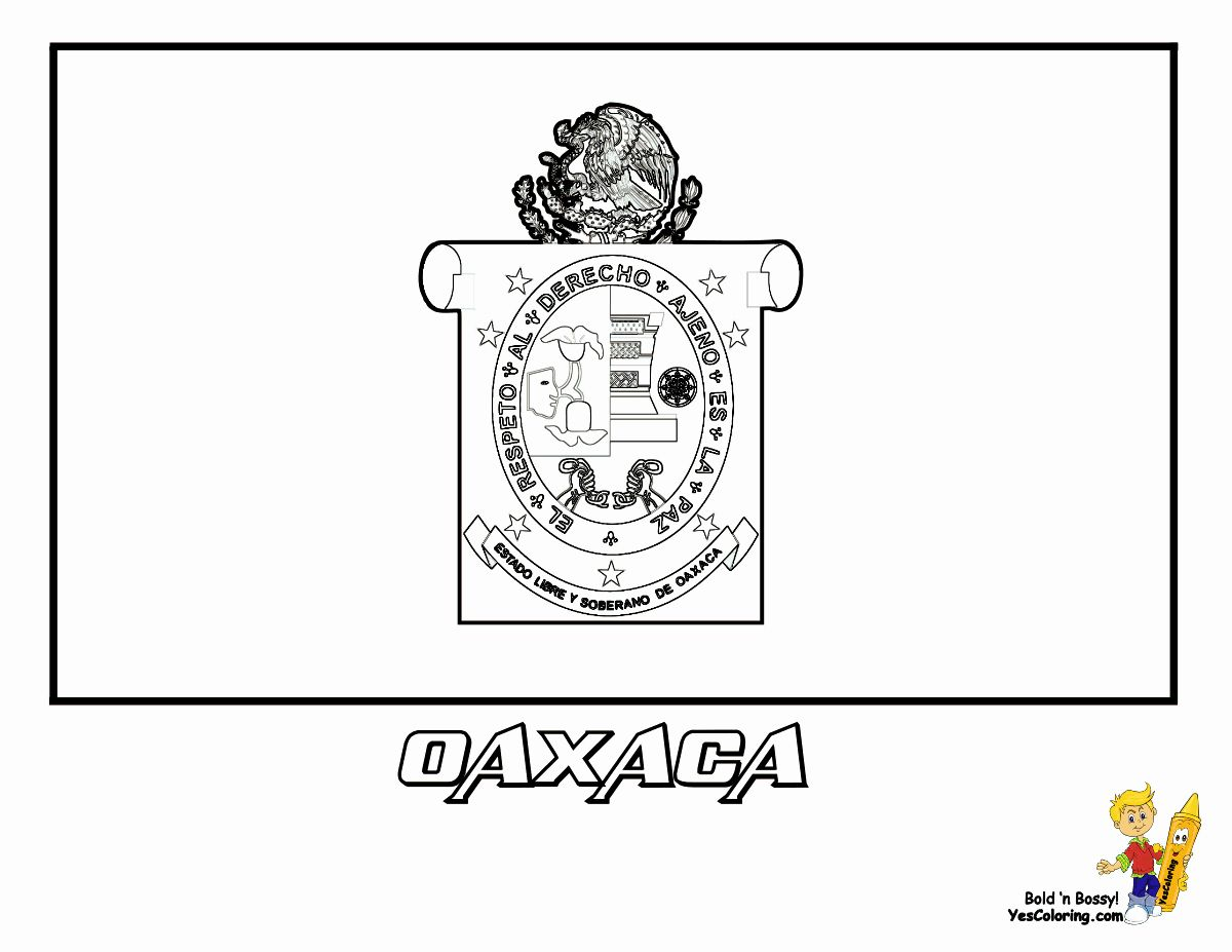 Pin Di Best Popular Flag Coloring Pages