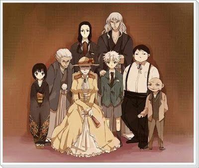 Daftar Tokoh Dan Karakter Hunter X Hunter Lengkap Dessin Adorable Image Drole Manga Kalluto Zoldyck