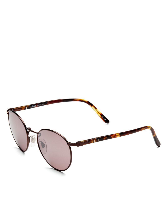 153619350e8 Wire Round Sunglasses by Persol   205