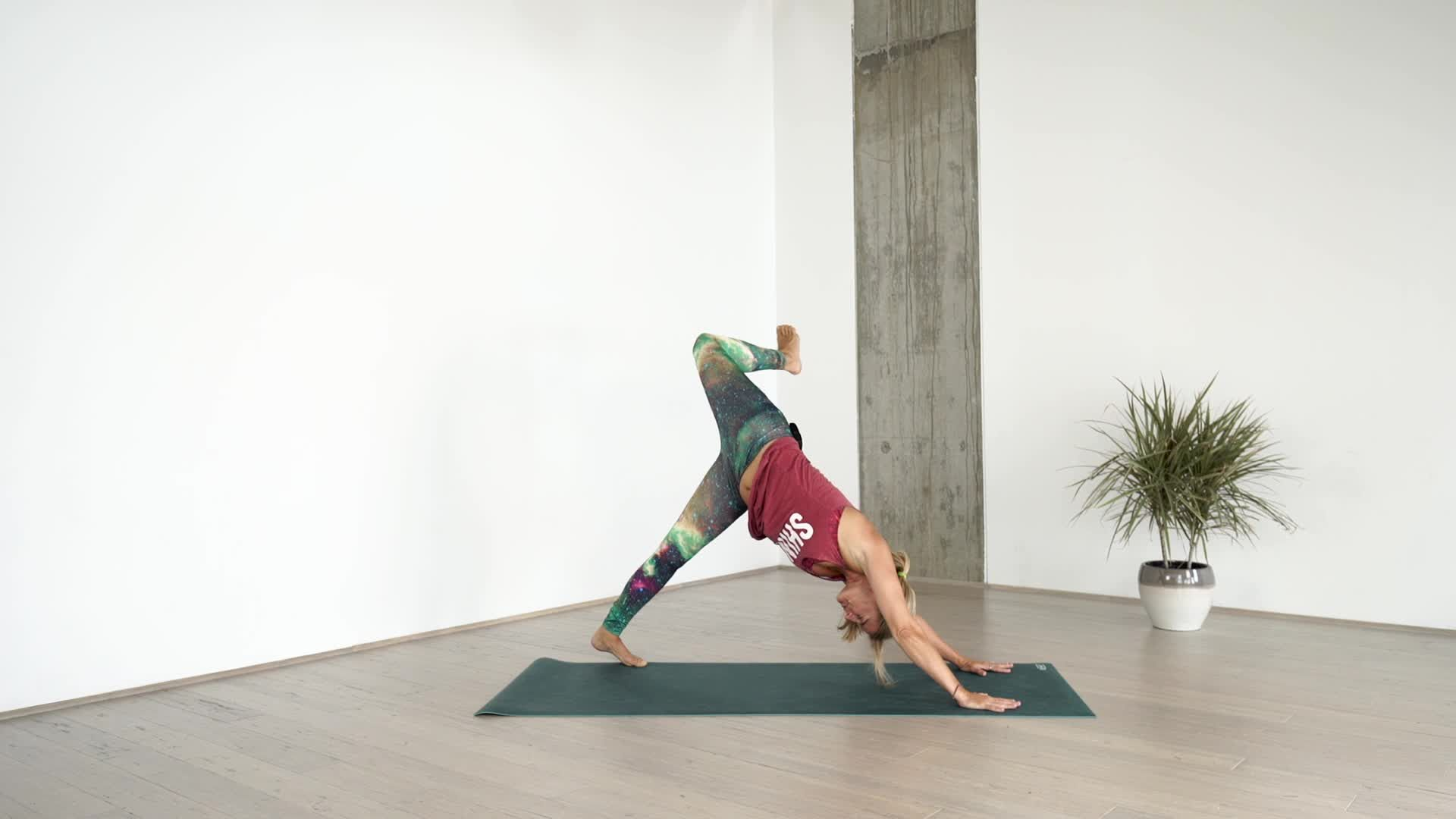 Morning Flow: Every morning millions of people rise with the sun and honor its commitment to shine by practicing Surya Namaskar. This flow offers some different variations of sun salutations and focuses on opening the hips and the hamstrings. Begin the day …