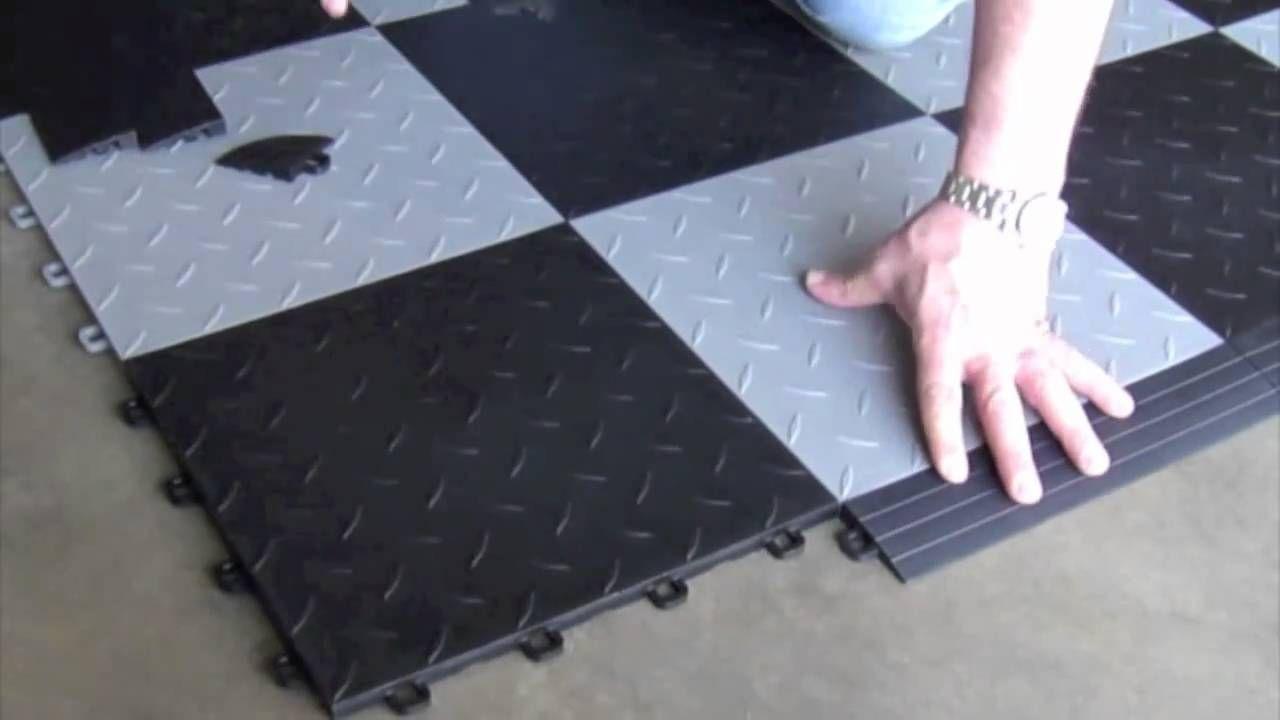 gooddesign plastic garage floor tiles