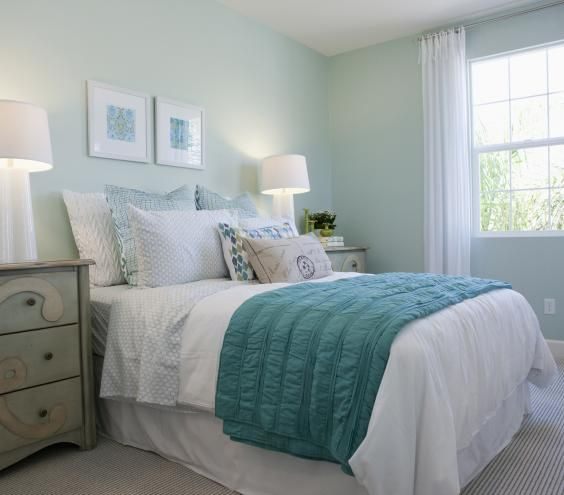 Bedroom Colours To Help You Sleep Black And White And Yellow Bedroom Bedroom Furniture Clipart Black And White Teal Accent Wall Bedroom: 8 Ways To Create A Sleep Sanctuary