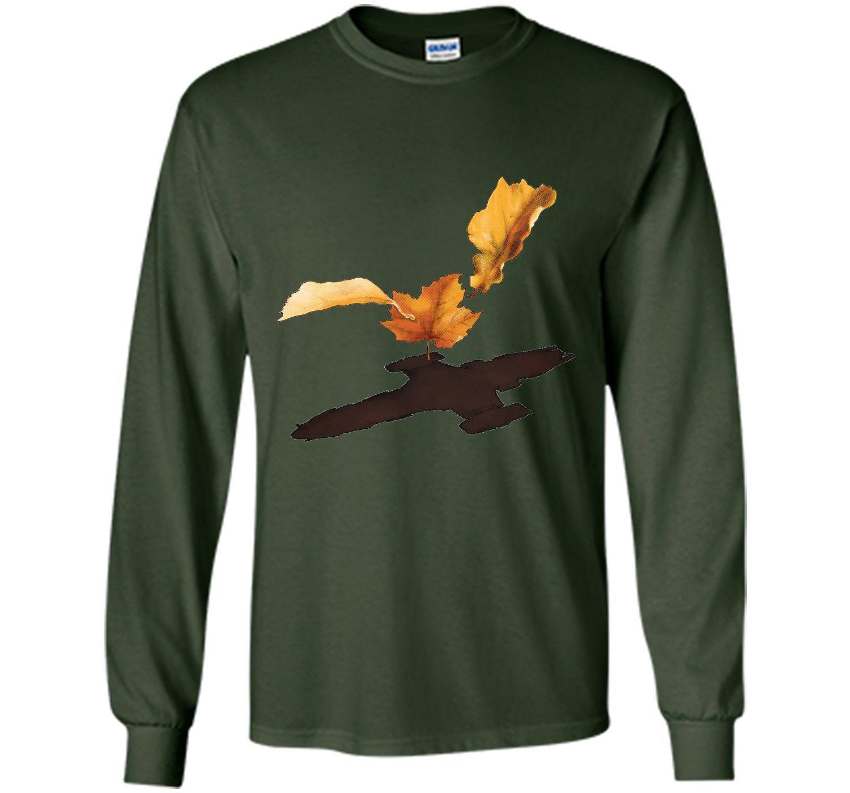 Leaf on the Wind tshirt