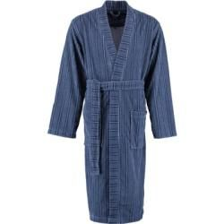 Vossen Bademantel Herren Kimono Matteo atlantic - 003 - L Vossenvossen