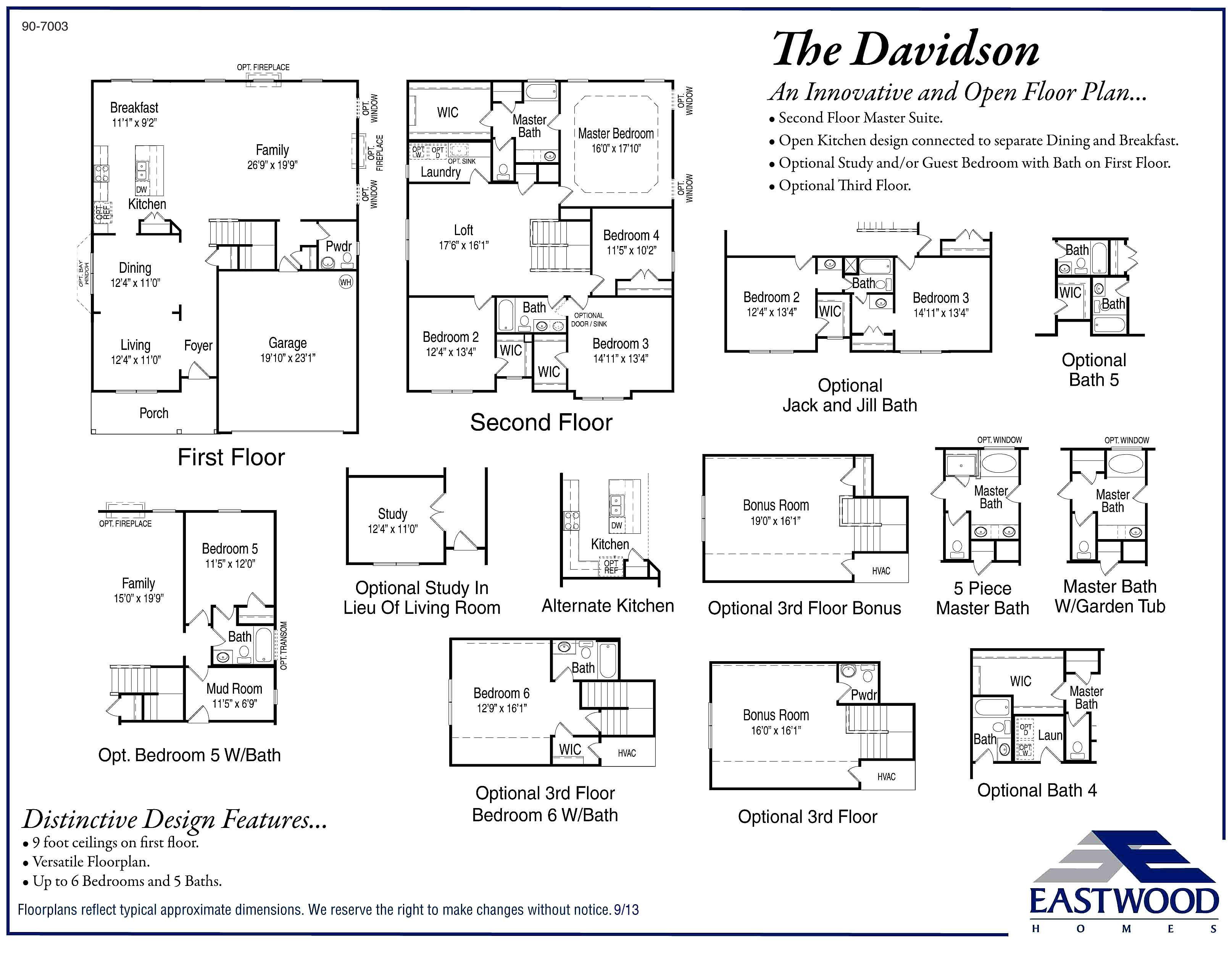 Davidson Eastwood Homes Mount Holly Dutchman 39 S Ridge