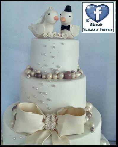 bolo passaros