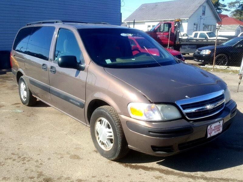Used 2001 Chevrolet Venture Plus Extended For Sale In Indianapolis
