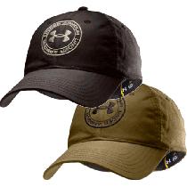 Under Armour Waxed Cotton Cap