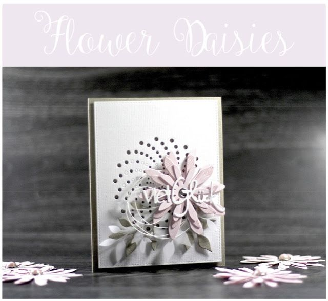 Crafting ideas from Sizzix UK: Birthday Card