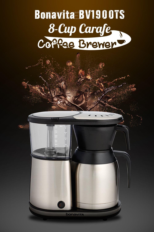 Top 10 Drip Coffee Makers (Nov. 2019) Reviews & Buyers