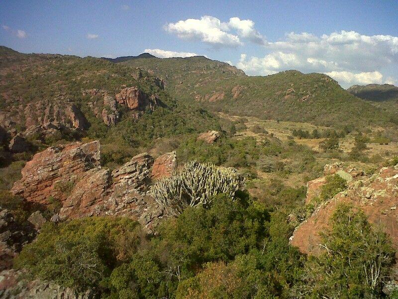Soutpansberg south Africa
