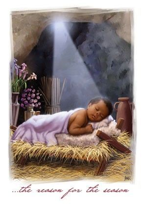 Jesus is the reason for the season african american - African american christmas images ...