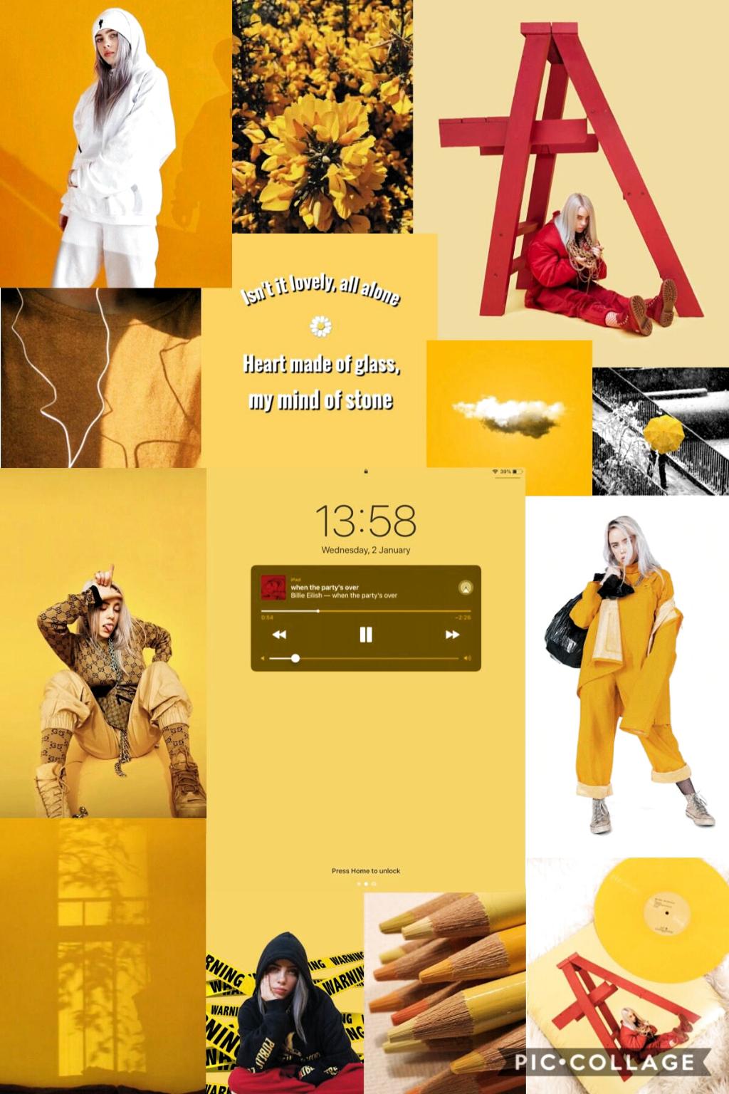 Billie Eilish Collage Busqueda De Google Billie Billie Eilish Aesthetic Collage