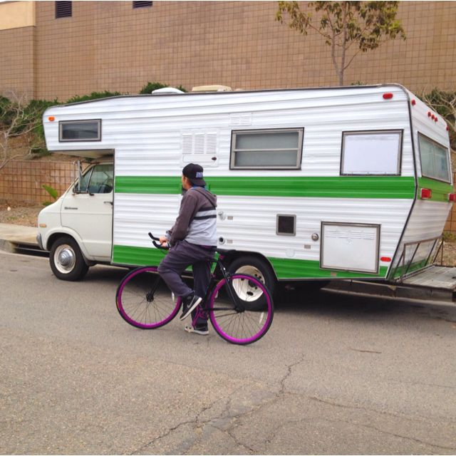 A casual Craigslist search lead us to this 72 dodge RV  In great