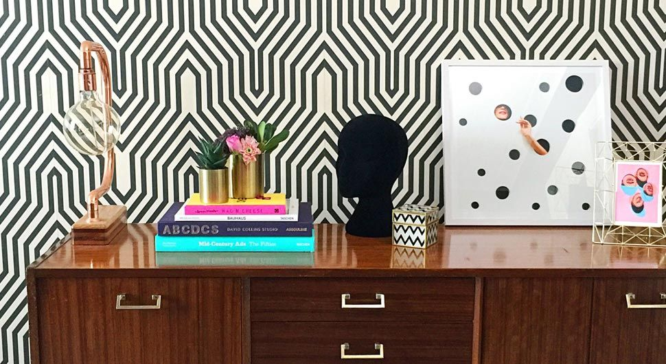 How to create an eclectic look in your home (without it looking crazy!)