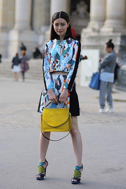 Paris Fashion Week Street Style Spring 2015 | Teen Vogue