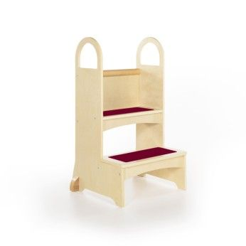 Superbe GUIDECRAFT HIGH RISE STEP UP STEP STOOL This Is A Great Child Friendly Step  Stool To Have So That Children Can Help In The Kitchen.