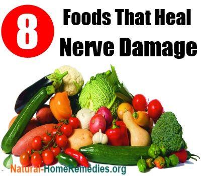 8 Foods that Heal Nerve Damage  I have nerve damage that no