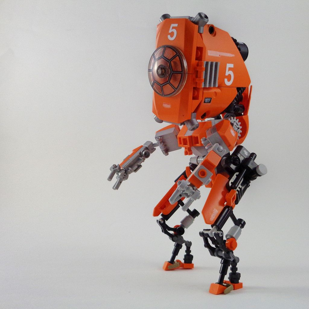 """""""M9 Orangehead 5 Drone"""" by Marco Marozzi: Pimped from Flickr"""