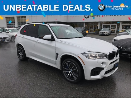 New Used Bmw X5 M For Sale Autotrader Ca In 2020