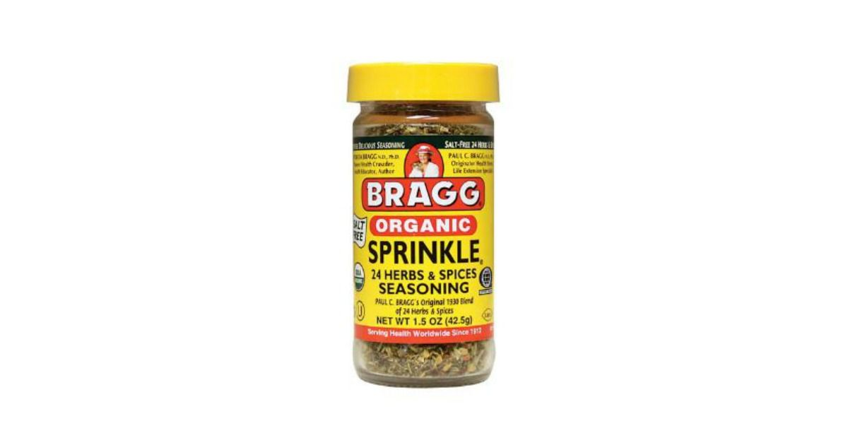 FREE Bragg Spice Samples-Sprinkles, Sea Kelp and Nutritional Yeast - http://gimmiefreebies.com/free-bragg-spice-samples-sprinkles-sea-kelp-and-nutritional-yeast/ #Free #FreeSample #Gratis #Health #Organic #ad