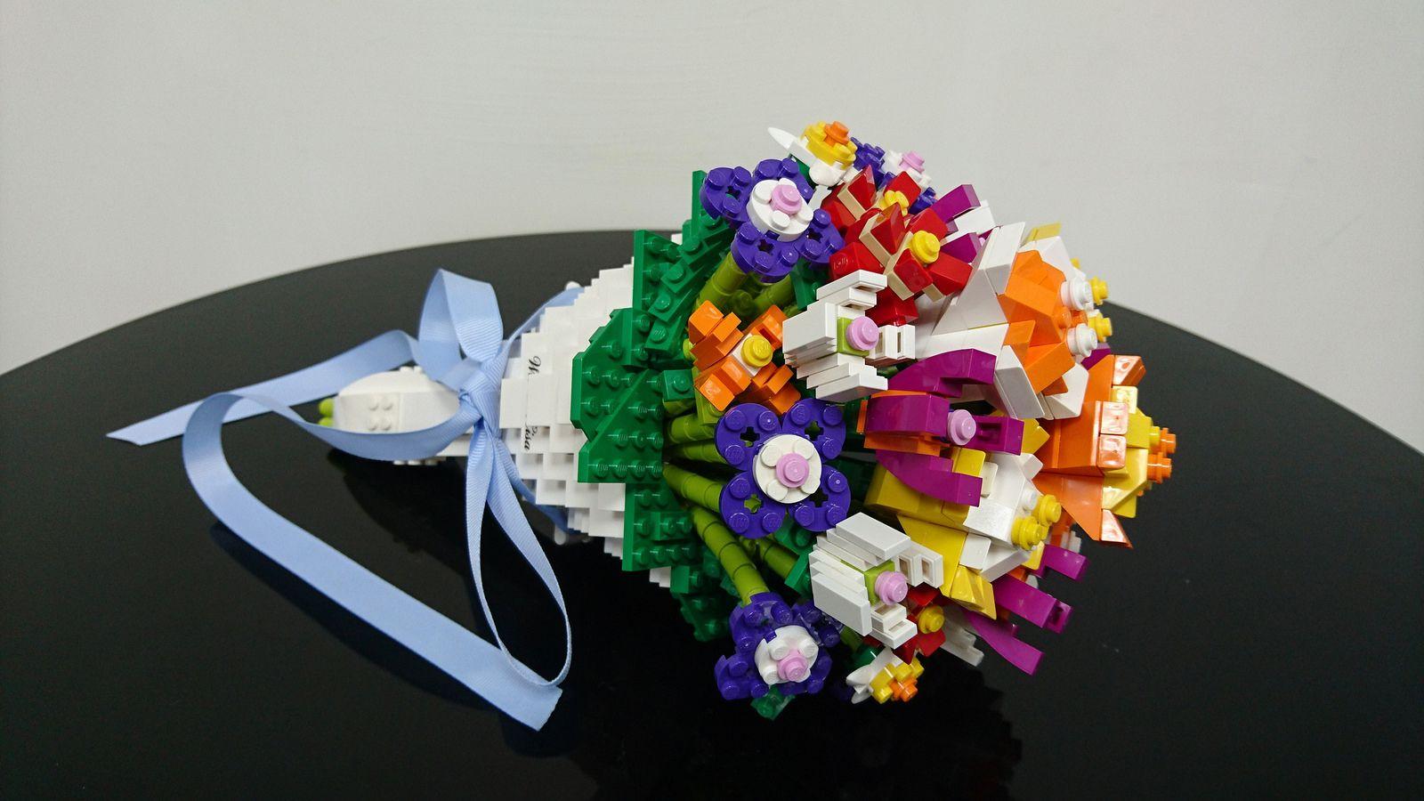 DSC_0011 Lego flower, Lego wedding, Lego projects