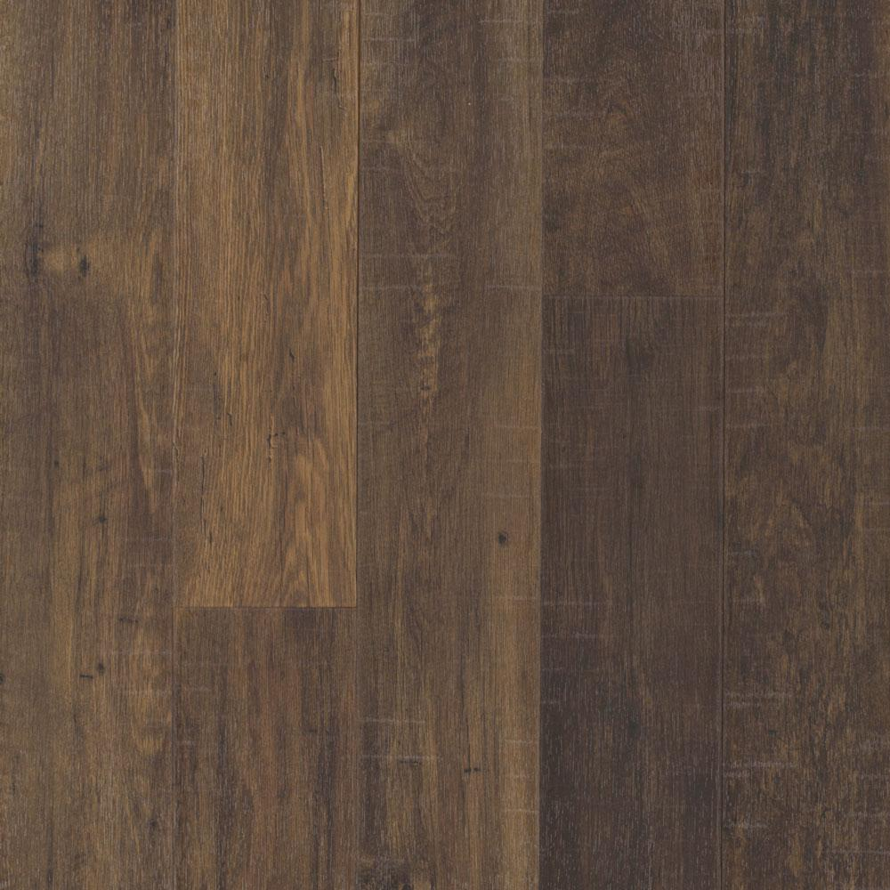 Pergo Outlast Waterproof Chestnut Brown 10 Mm T X 6 14 In W X 47 24 In L Laminate Flooring 16 12 Sq Ft Case Lf000921 The Home Depot Brown Laminate Pergo Outlast Brown Laminate Flooring