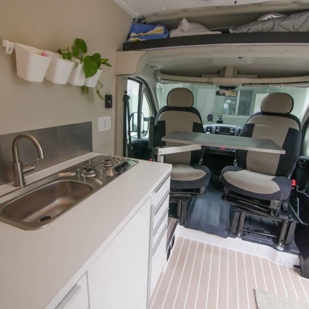 Dodge Ram Promaster >> Dodge ProMaster Conversions | Camper van, Camper van ...