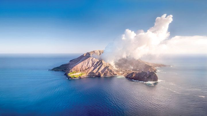 Ever stood on an active volcano? Head for White Island (Whakaari), NZ's only active marine volcano. An amazing experience, you'll never forget.